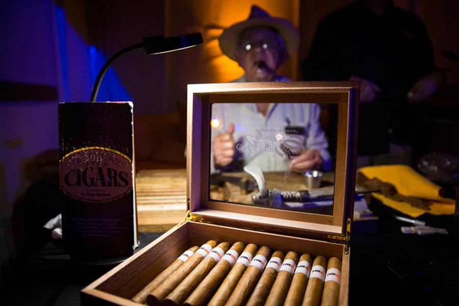 Fox Talks 2016, Miami - Cigars