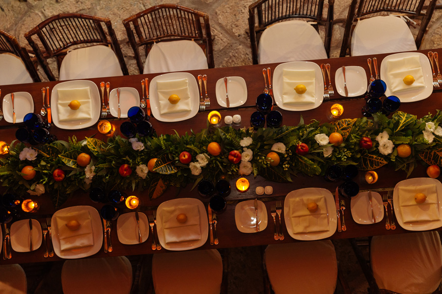 Corporate Events and Meetings - Elegant dinner