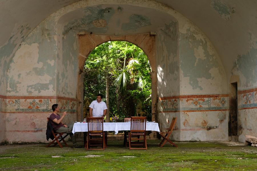 Nat Geo Expeditions Descubre Secretos Mayas - Unique place for lunch