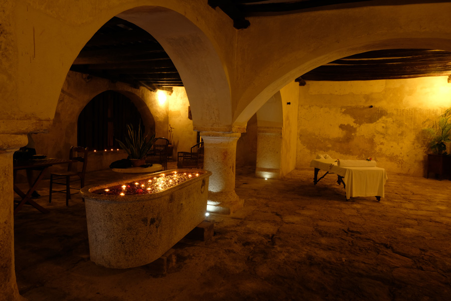 Nat Geo Expeditions Descubre Secretos Mayas - Spa and relax