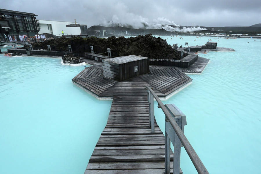 Nat Geo Expeditions - Iceland South Coast Adventure - Blue Lagoon