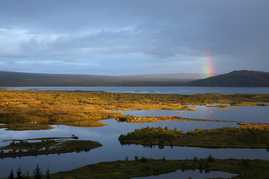 Nat Geo Expeditions - Iceland South Coast Adventure - Water lands