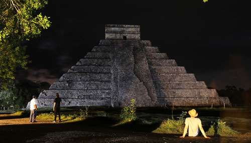 Sample itineraries Yucatan