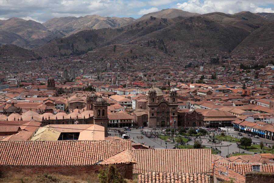 Splendors of the Inca Corporate Expedition - Quito