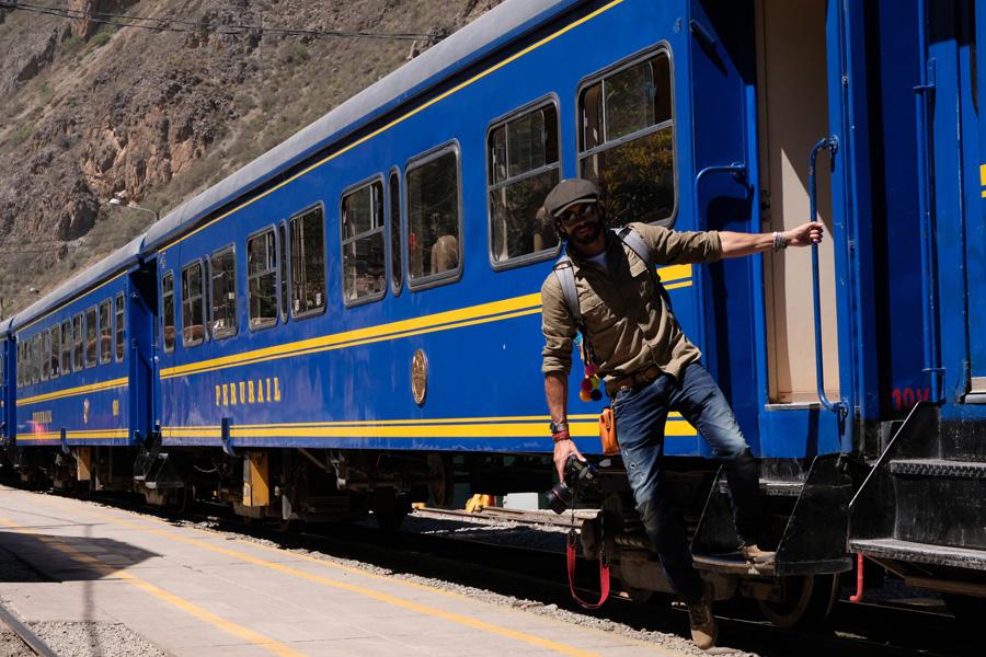 Splendors of the Yucatan - Train to Machu Picchu