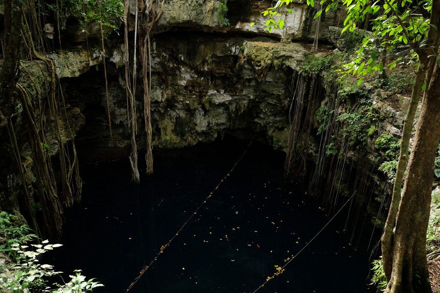 The Yucatan Peninsula land of the Maya cenote