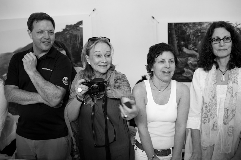 Mary Ellen Mark worshop at Oaxaca 2013 - Students having fun