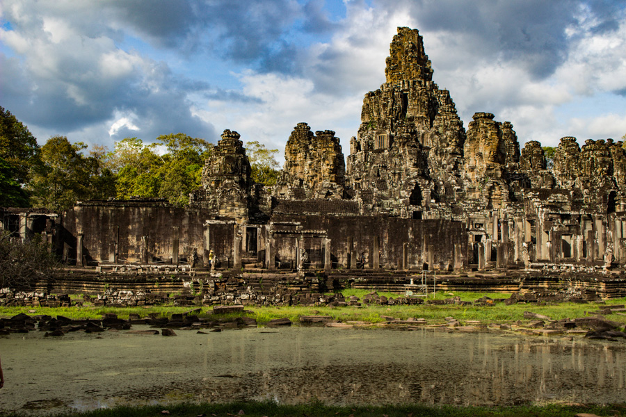 Wonders of Indochina - Rests of an ancient empire