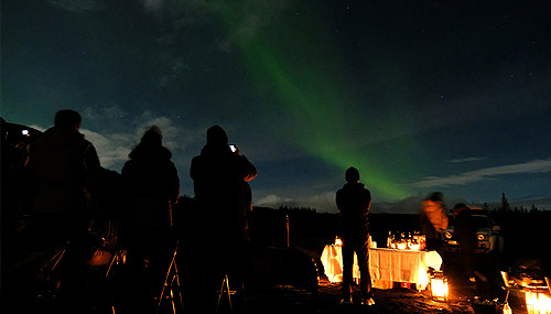 banner gallery chasing northern lights