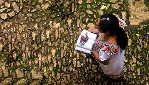 banner private expeditions yucatan land maya