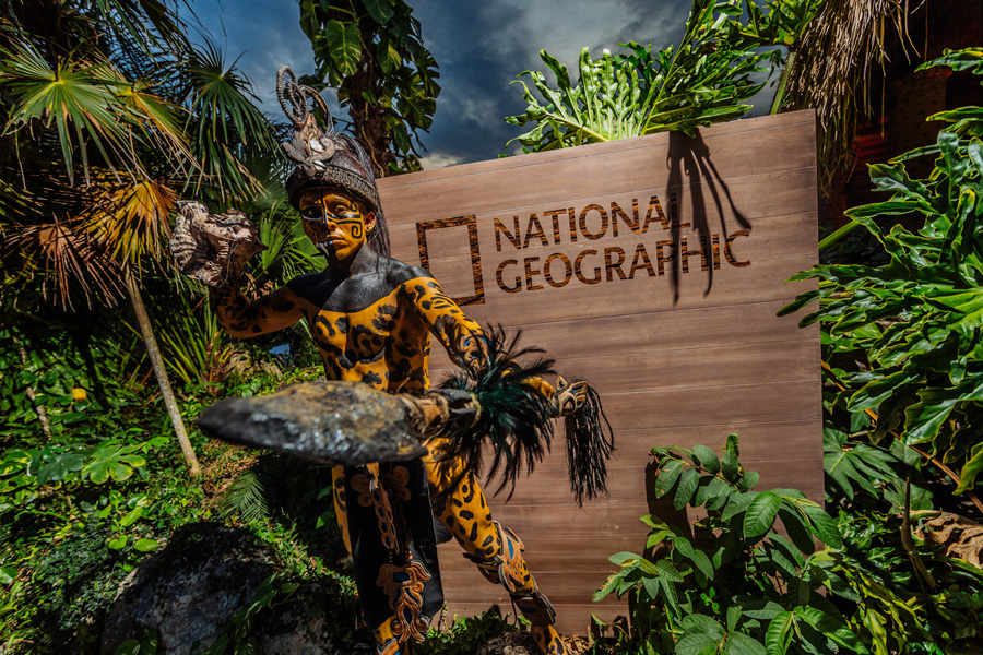 Corporate events - Nat Geo